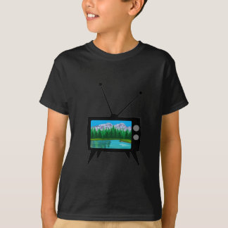National Park Media T-Shirt