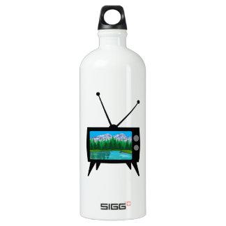 National Park Media Water Bottle