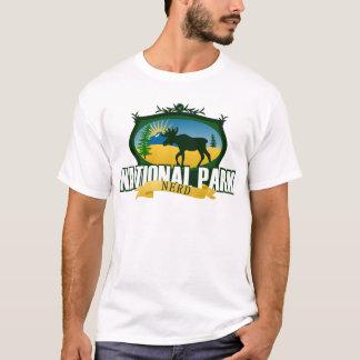 National Park Nerd - Woodland T-Shirt