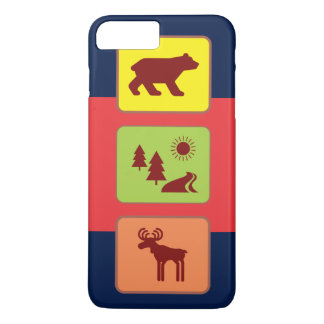 National Parks iPhone 7 Plus Case