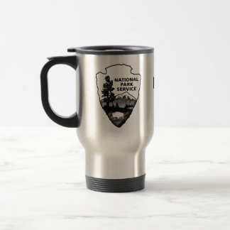 National Parks Service leads the resistance Travel Mug