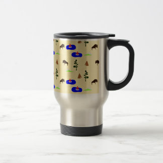 national parks travel mug