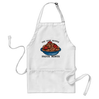 National Pasta Month Apron