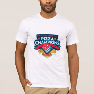 National Pizza Champions T-Shirt