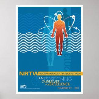National Radiologic Technology Week 2013 Poster