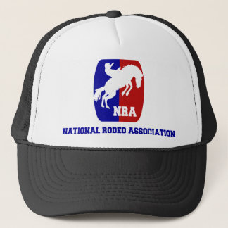 National Rodeo Association Trucker Hat