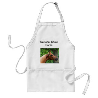 National Show Horse Standard Apron