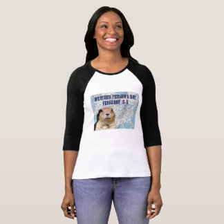 National Weather Person's Day February 5 T-Shirt