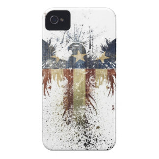 Nationalist America Eagle iPhone 4 Covers