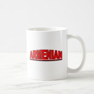 "Nationalities - ""Armenian"" Coffee Mug"