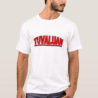 """Nationalities - """"Tuvaluan"""" T-Shirt"""