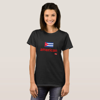 NationOfImmigrants - Cuban-American T-Shirt