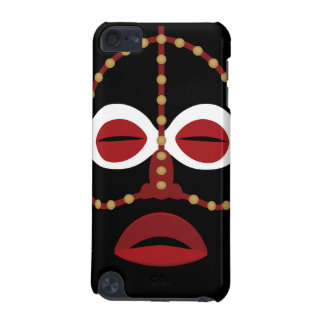 Native African Indian Face Mask iPod Touch 5G Cover