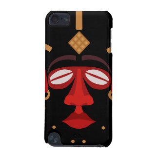 Native African Indian Face Mask iPod Touch 5G Covers