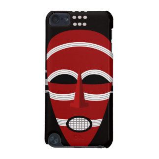 Native African Indian Face Mask iPod Touch (5th Generation) Case