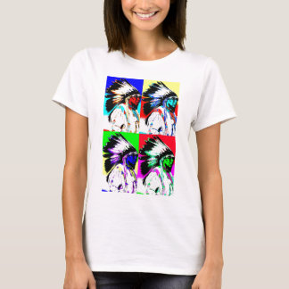 Native American Artistic T-Shirt