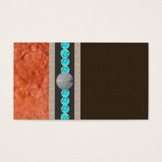 Native American business cards