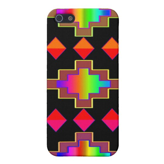 Native American Case For iPhone 5/5S
