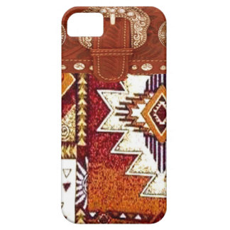 """Native American Chief"" Western IPhone 5 Case"