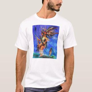 Native American Dancing High Quality T-shirt