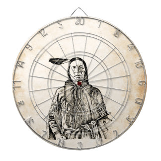 Native American Dartboard