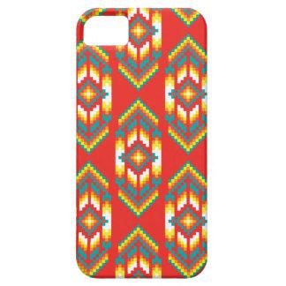 Native American Design Fire iPhone 5 Cover