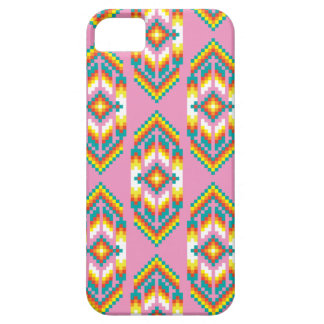 Native American Design Pink iPhone 5 Covers