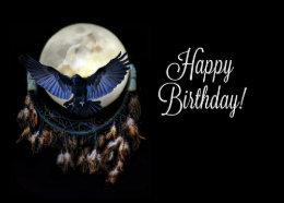 Native american birthday cards photocards invitations more native american dream catcher birthday card bookmarktalkfo Choice Image