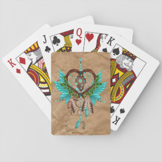 Native American Dreamcatcher Playing Cards