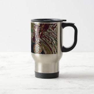 Native American Dreamcatcher Travel Mug