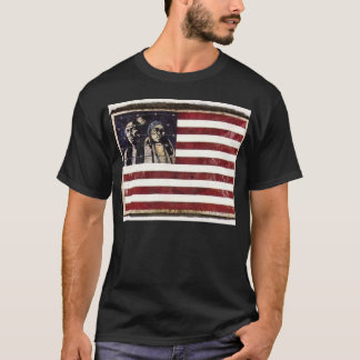 Native American Flag Tshirt