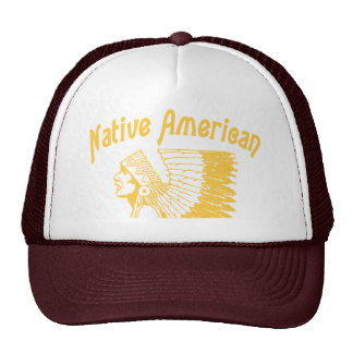 Native American Hat
