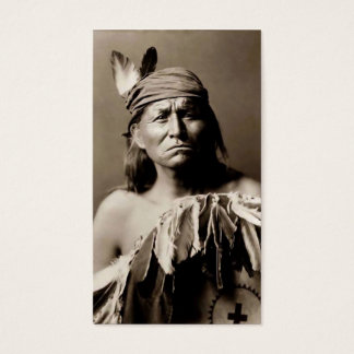 Native-American Hatchet Thrower's Calling Card