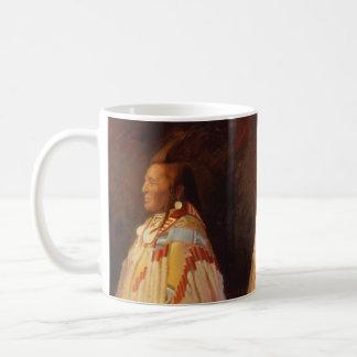 Native American Indian Chief Coffee Mug