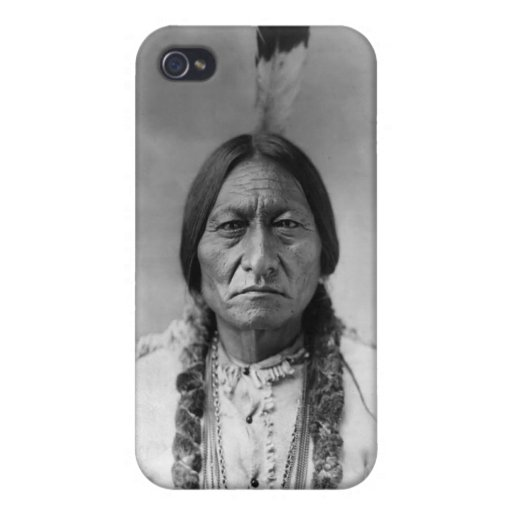 Native American Indian  iPhone 4 Cover