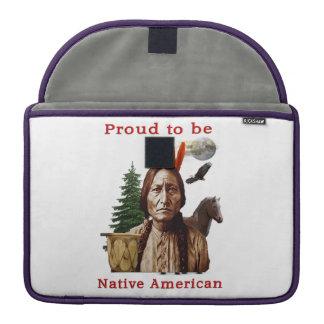 Native American Indian MacBook Pro Sleeves