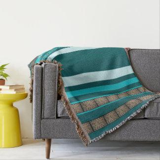 Native American Indian Thunderbird Throw Blanket