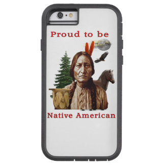 Native American Indian Tough Xtreme iPhone 6 Case
