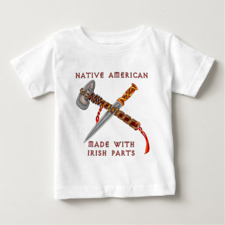 Native American/Irish Baby T-Shirt