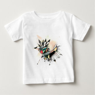 Native American Kachina Dancer Baby T-Shirt