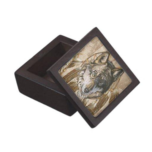Native American Keepsake Box Premium Jewelry Boxes