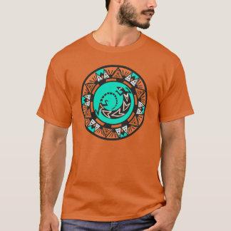 NATIVE AMERICAN  Mandala Lizard T-Shirt
