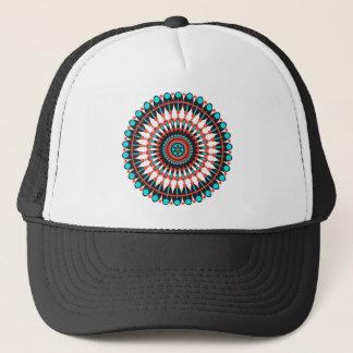 Native American Mandala Trucker Hat