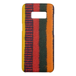 Native American Navajo Indian rainbow color Case-Mate Samsung Galaxy S8 Case