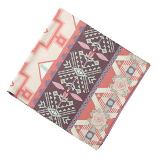 Native American Pattern/Bandana Head Kerchiefs