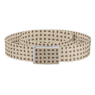 Native american pattern belt