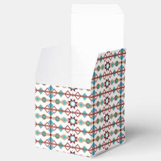 Native American Pattern Favor Box