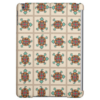 Native american pattern iPad air cover