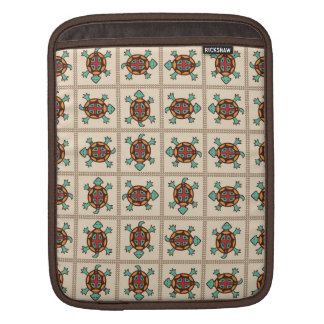 Native american pattern iPad sleeve
