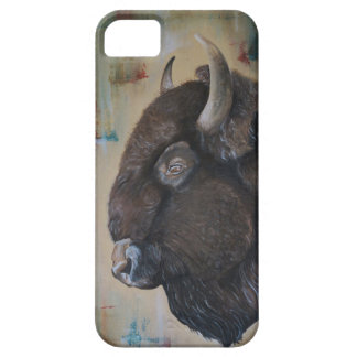 Native American Phone Case - Bison